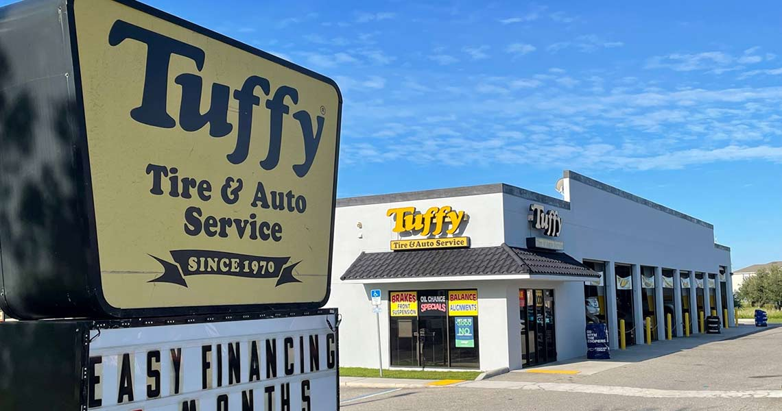 Your Tuffy Store